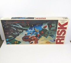 RISK Board Game Complete Parker Brothers 1975 Fabulous Condition Ships A... - $48.37