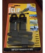 4PK CinchTite Multi-Purpose grip clip Tarp Clip No 5304,  Homax Products - $7.92
