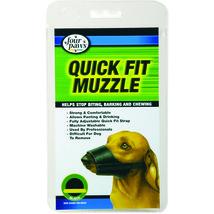 Four Paws Black Quick Fit Dog Muzzle 0 - $21.14