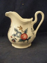 Wedgwood Williamsburg Potpourri Cream Pitcher - $19.95