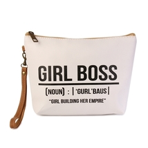 Statement cosmetic bag  - $25.95