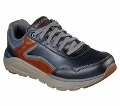 Skechers Mens Relaxed Fit: Verrado - Crafton Sneakers Black/Brown (11.5M... - £45.93 GBP