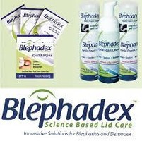 Blephadex eyelid scrub 30ct - $20.49