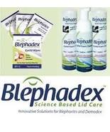 Blephadex eyelid scrub 30ct - $20.49