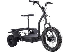MotoTec Electric Trike 48v 1200w MT-TRK-1200 Scooter 3 Wheel Personal Transport image 2