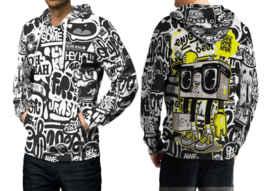3D Print Hoodie Sweatshirt For men - $49.80