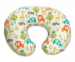 Boppy Infant Pillow For Feeding and Support with Peaceful Jungle Slipcov... - $30.00