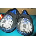 Toddler Boys Star Wars Black slipper size S (7-8) Brand New - $15.00