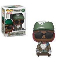 Trading Places Movie Special Agent Orange Vinyl POP Figure Toy #676 FUNK... - $8.79