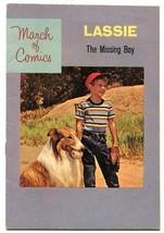 March of Comics #230 1962-Lassie- Promo Comic - $56.75