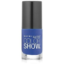 Maybelline Color Show Nail Polish, 335 Blue Bombshell  - $5.83