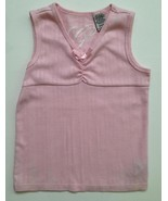 Little Girl's Pink Guess Tank Top Size M 4/5 - $14.01