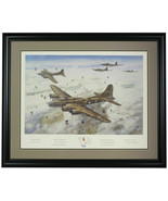 Memphis Belle WWII Framed 20x26 Limited Edition Photo - $227.69