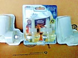Glade Plugins ELEGANT AMBER OUD Scented Oil Refills - $19.75