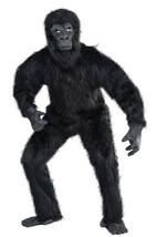 Deluxe Gorilla Guy Adult Standard Costume #818 Halloween Costume Monkey APE - $69.99