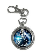 Fate stay night saber anime key chain watch thumbtall