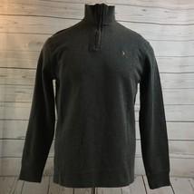 Polo Ralph Lauren Estate Rib Half Zip Pull Over Sweater Bristol NWT Mens Sz M - $57.15