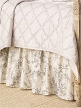 Lauren Ralph Lauren Bedding Saint Honore Pagoda California King Bedskirt - $217.79
