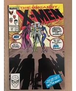 Uncanny X-Men #244 Marvel Comic Book VF+ Condition 1st Jubilee 1989 - $31.49