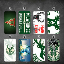 Milwaukee Bucks LG V30 V35 wallet case G6 G7 Google pixel XL 2 XL - $17.99