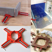 Mayitr 90 Degree Right Angle Picture Frame Corner Clamp Holder Woodworking Hand  - $15.95