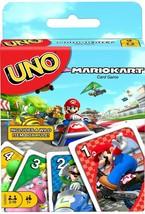 Uno Card Game - Mario Kart - $8.86