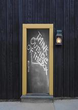 Think Outside the Box Fabric Door Banner - $49.99+