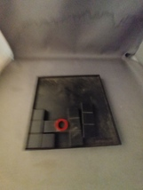 Vintage 1984 Pressman Solitaire Game Think Tac Toe Parts Pieces  - $6.00