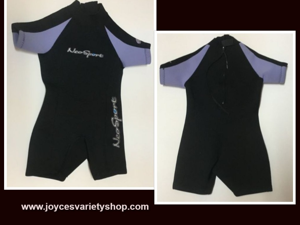Neosport wetsuit size 2 web collage