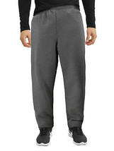 Men's Drawstring Fitness Gym Running Sport Jogger Charcoal Sweat Pants  2XL image 1
