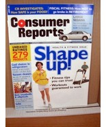 Consumer Reports January 2005 Large Sedans Chrysler 330, Ford Five Hundred - $8.99