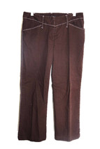 INC Womens Pants Stretch Straight Cropped Capri... - $19.30