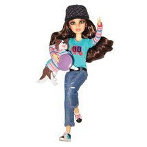 LIV Doll with Border Collie Pet Katie and Sk8 NEW IN BOX w/minor damage - $149.99