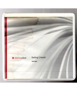Dising God Battling Unbelief John Piper CD set - $40.00