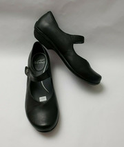 Dansko Shoes Black Mary Janes Strap Size US 7.5-8 EU 38 - $98.95