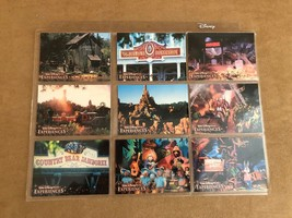 Walt Disney World Experiences Magic Kingdom Trading Card Frontierland lo... - $34.50