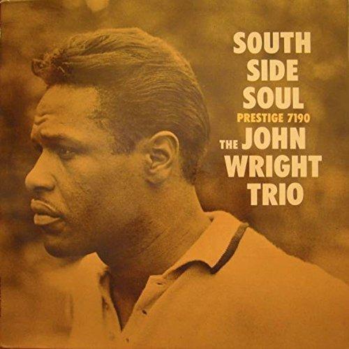 John Wright Trio, The - South Side Soul - Original Jazz Classics - OJC-1743, Pre