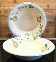 """Studio Nova Barrier Reef 8"""" Soup Cereal Bowls Set of 2 - $16.99"""