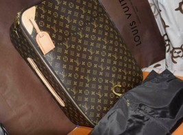 Auth Louis Vuitton Monogram Pegase 55 Travel Carry Bag M23294 From Japan F/S - $1,722.60