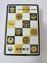 Japan Air Lines JAL Deck of Playing Cards   (#43) image 3