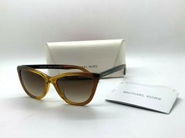 Michael Kors Mk2040f ( Divya ) 321813 Bernstein Gradient Sonnenbrille 57 17 - $72.30