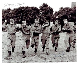 JIMMY PERRY & DAVID CROFT AUTOGRAPHS *DAD'S ARMY* HAND SIGNED 10X8 PHOTO - $162.50