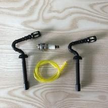 Fuel Line Filter Spark plug Stihl 015 015AV 015L 015R FS150 FS151 1116 3... - $8.56