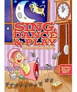 Sing, Dance & Play by Various Artists (CD, Apr-2016, 3 Discs, Somerset) - $15.00
