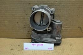 09-11 Ford Escape Fusion Throttle Body Valve 9L8E9F991 Assembly 407-16A1 - $9.49