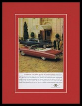 1963 Cadillac Framed 11x14 ORIGINAL Vintage Advertisement - $41.71