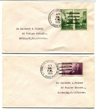 S.S. JACOB RUPPERT Second BYRD Antarctic Expedition Cancelled Covers Pos... - $46.80