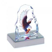 CRYSTAL EAGLE SCULPTURE  - $20.00
