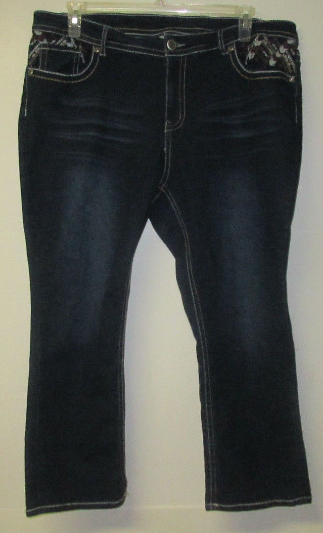 37fc01b64d Women's Blue Jeans Faded Glory Stretch Size and 20 similar items. 57