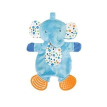 Manhattan Toy Teether Elephant Snuggle Blankie Toy - $13.97